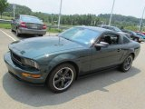 2008 Ford Mustang Bullitt Coupe Front 3/4 View