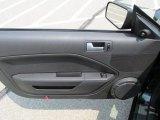 2008 Ford Mustang Bullitt Coupe Door Panel