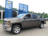 2014 Brownstone Metallic Chevrolet Silverado 1500 LT Z71 Crew Cab 4x4 #83623659