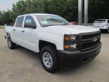 2014 Chevrolet Silverado 1500 WT Crew Cab 4x4 Data, Info and Specs