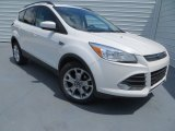 2014 White Platinum Ford Escape SE 1.6L EcoBoost #83623824