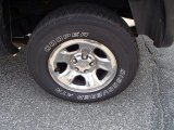 Dodge Ram 1500 2002 Wheels and Tires