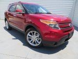 2014 Ruby Red Ford Explorer Limited #83623822