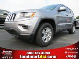 2014 Billet Silver Metallic Jeep Grand Cherokee Laredo 4x4 #83666271