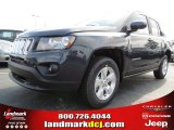 2014 Maximum Steel Metallic Jeep Compass Latitude #83666270