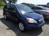 2008 Royal Blue Pearl Honda CR-V EX 4WD #83666446
