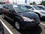 2010 Crystal Black Pearl Honda CR-V EX-L AWD #83666444
