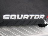 Suzuki Equator Badges and Logos
