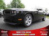 2013 Pitch Black Dodge Challenger SXT #83666248