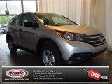 2013 Alabaster Silver Metallic Honda CR-V LX #83666172
