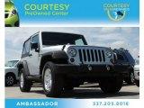 2011 Bright Silver Metallic Jeep Wrangler Sport 4x4 #83666353