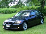 2008 Black Sapphire Metallic BMW 3 Series 328xi Sedan #83666340