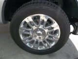 2013 Ford F150 Platinum SuperCrew 4x4 Wheel
