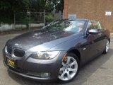 2007 Sparkling Graphite Metallic BMW 3 Series 335i Convertible #83666331