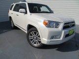 2013 Blizzard White Pearl Toyota 4Runner Limited #83666289