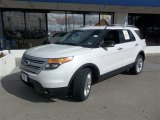 2011 White Suede Ford Explorer XLT #83687985