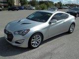 2013 Platinum Metallic Hyundai Genesis Coupe 3.8 Grand Touring #83687973