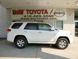 2013 Blizzard White Pearl Toyota 4Runner SR5 4x4 #83687969