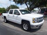 2014 Summit White Chevrolet Silverado 1500 LT Crew Cab #83693020