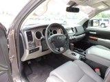 2012 Toyota Tundra Limited CrewMax Graphite Interior