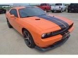 2012 Dodge Challenger SRT8 392 Front 3/4 View