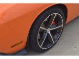 2012 Dodge Challenger SRT8 392 Wheel