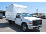 2008 Ford F350 Super Duty XL Regular Cab Moving Truck Data, Info and Specs