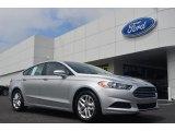 2013 Ingot Silver Metallic Ford Fusion SE #83692684