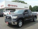 2011 Black Toyota Tundra Double Cab 4x4 #83692883