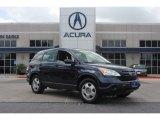2007 Royal Blue Pearl Honda CR-V LX #83692616