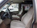 2005 Chevrolet Astro LS AWD Passenger Van Neutral Interior