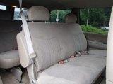 2005 Chevrolet Astro LS AWD Passenger Van Rear Seat