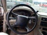 2005 Chevrolet Astro LS AWD Passenger Van Steering Wheel