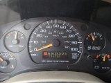 2005 Chevrolet Astro LS AWD Passenger Van Gauges