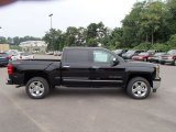 2014 Black Chevrolet Silverado 1500 LTZ Crew Cab 4x4 #83692716