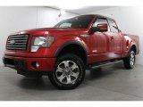 2011 Ford F150 FX4 SuperCab 4x4