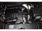 2008 Chevrolet Malibu LT Sedan 2.4 Liter DOHC 16-Valve VVT Ecotec 4 Cylinder Engine