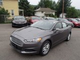 2013 Sterling Gray Metallic Ford Fusion SE #83692922