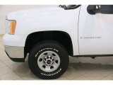 GMC Sierra 3500HD 2009 Wheels and Tires