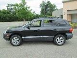 2003 Black Obsidian Hyundai Santa Fe GLS 4WD #83724401