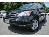 2011 Crystal Black Pearl Honda CR-V EX #83724294