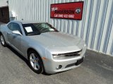 2012 Silver Ice Metallic Chevrolet Camaro LT Coupe #83724479
