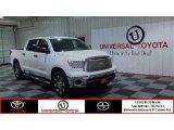 2012 Super White Toyota Tundra Texas Edition CrewMax #83723864