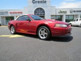 2003 Redfire Metallic Ford Mustang GT Convertible #83724071