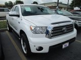 2008 Super White Toyota Tundra Limited Double Cab #83723854