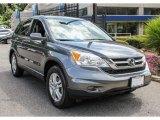 2010 Polished Metal Metallic Honda CR-V EX-L AWD #83723947