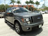 2011 Sterling Grey Metallic Ford F150 FX2 SuperCrew #83723923