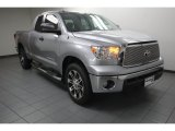 2012 Silver Sky Metallic Toyota Tundra Texas Edition Double Cab #83724265