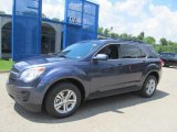 2013 Atlantis Blue Metallic Chevrolet Equinox LT AWD #83723908