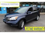 2011 Royal Blue Pearl Honda CR-V EX-L 4WD #83723903